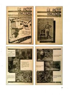 Extrait de (AUT) Hergé -2- Le monde d'Hergé