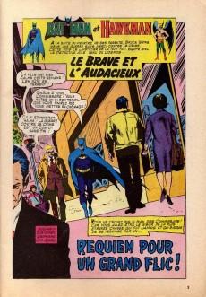 Extrait de Batman Géant (Sagédition - 3e série) -1- Requiem pour un grand flic