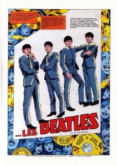 Extrait de Beatles (Artima) -2- Beatles Story