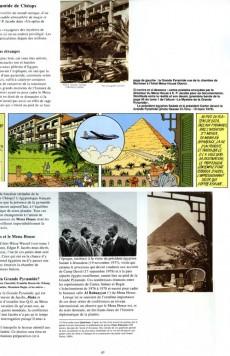 Extrait de Blake et Mortimer (Historique) -4TL3- Le Mystère de la Grande Pyramide - Tome 2