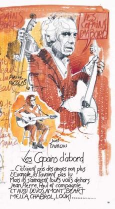 Extrait de BD Chanson -6- Georges Brassens
