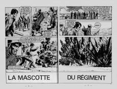 Extrait de Brûlant (2e série) -6- La mascotte du régiment