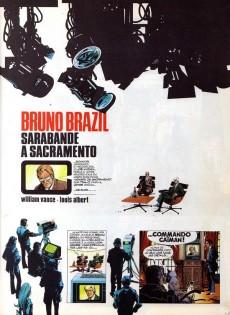 Extrait de Bruno Brazil -6'- Sarabande à Sacramento