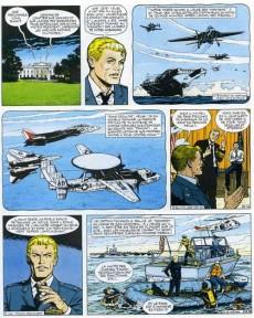 Extrait de Buck Danny -42- Les pilotes de l'enfer