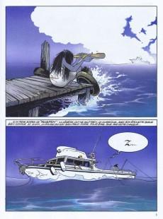 Extrait de Canardo (Une enquête de l'inspecteur) -8- L'île noyée
