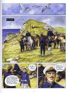Extrait de Sept Cavaliers - La Saga des Pikkendorff -2- Le prix du sang