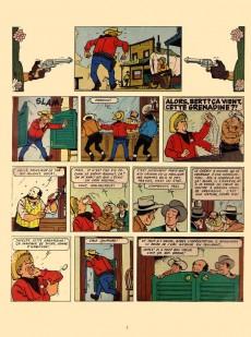 Extrait de Chick Bill (collection Jeune Europe) -3- L'arme à gauche