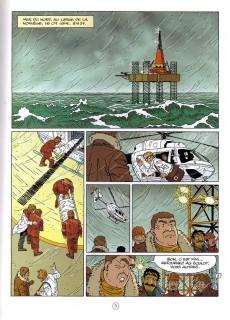 Extrait de La clé du mystère -2- Sabotage en haute mer