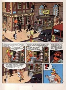 Extrait de Clifton (1re série) -5- Le voleur qui rit