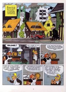 Extrait de Clifton (1re série) -7- Sir Jason