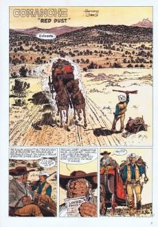 Extrait de Comanche -1- Red Dust