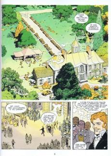 Extrait de Jim Cutlass (Une aventure de) -4- Tonnerre au Sud