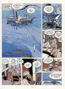 Extrait de Jim Cutlass (Une aventure de) -5- Jusqu'au cou !