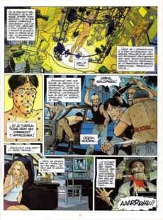 Extrait de Le cybertueur -4- La grande conspiration