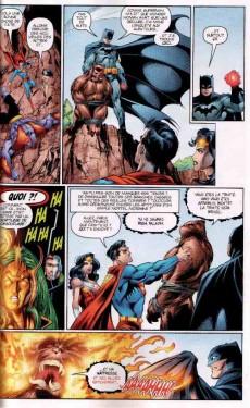 Extrait de DC Trinity -1- La vérité, la justice et le rêve américain...