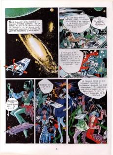 Extrait de Dani Futuro -5- Une planète en héritage