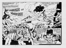 Extrait de Démon (1re Série - Arédit - Comics Pocket) -9- Au royaume des ténèbres