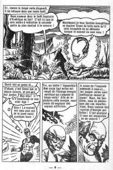 Extrait de Étranges aventures (1re série - Arédit) -8- Un plan machiavélique