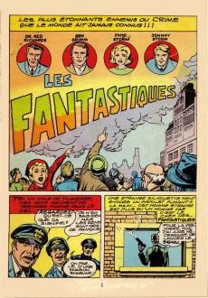 Extrait de Fantask (1re Série - LUG) -1- Les Fantastiques