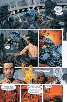 Extrait de Fantastic Four (Marvel Graphic Novels) - La Première Famille