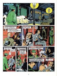 Extrait de Fantômas (Dellisse/Laverdure) -1- L'affaire Beltham