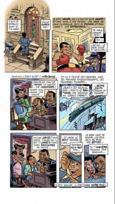 Extrait de BD Jazz - Fats Waller