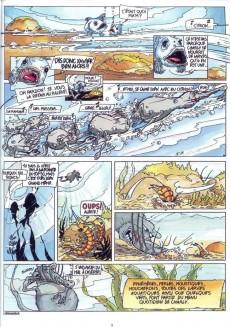 Extrait de La faune des Pyrénées -1- Desman Charly, le rat trompette