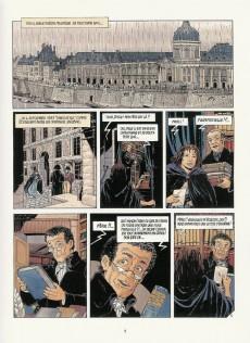 Extrait de Le décalogue - Les Fleury-Nadal -1- Ninon