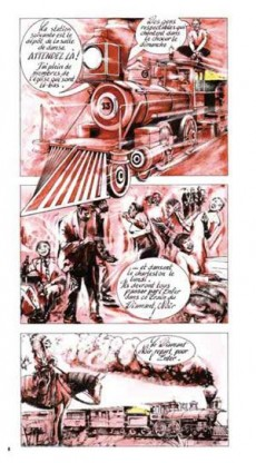Extrait de BD Blues -2- A Gospel Story