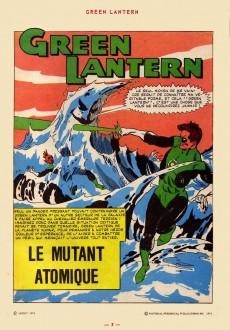 Extrait de Green Lantern (Arédit) -5- Green Lantern 5