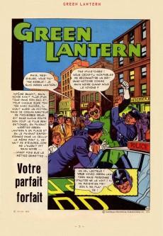 Extrait de Green Lantern (Arédit) -6- Green Lantern 6