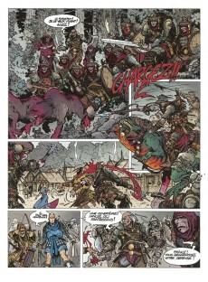 Extrait de Les guerriers -1- La forteresse de Cormandel
