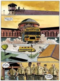 Extrait de Haute sécurité -1- Les gardiens du temple - Tome 1/2