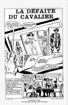 Extrait de Hercule (1e Série - Collection Flash) -10- Wonderwoman : La défaite du cavalier