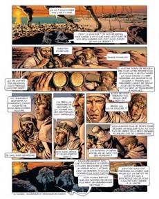 Extrait de L'histoire secrète -10- La pierre noire