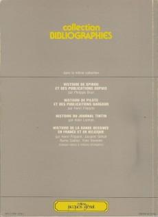 Extrait de (DOC) Journal Tintin -1- Histoire du Journal Tintin