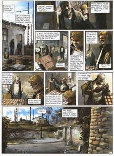 Extrait de Histoires d'en Ville -2- Rochecardon II - Karima