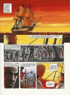 Extrait de H.M.S. - His Majesty's Ship -5- Les Pirates