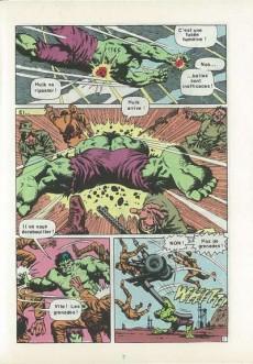 Extrait de Hulk (4e Série - Arédit - Pocket Color) -5- Planète en danger