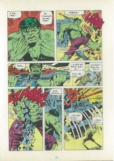Extrait de Hulk (4e Série - Arédit - Pocket Color) -6- L'heure de la vengeance