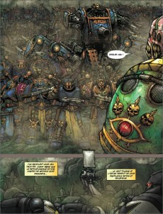 Extrait de Warhammer 40,000 (1re série - 2008) -2- La Bataille de Carrion Gulf