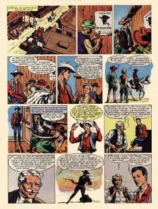 Extrait de Jack Diamond (Les aventures de) -1- Le diable noir