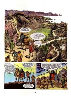 Extrait de Jugurtha -4- L'île de la Résurrection