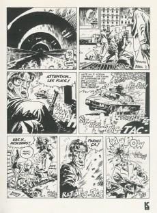 Extrait de Kraken (Segura/Bernet) -1- Le monstre sous la ville