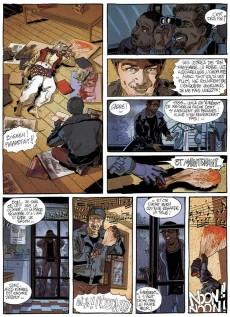 Extrait de Le décalogue - Le Légataire -2- Le songe de Médine