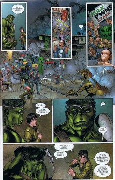 Extrait de Marvel Heroes (Marvel France - 2007) -9- Mission