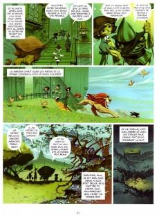 Extrait de Le magicien d'Oz (Chauvel/Fernández) -3- Volume 3