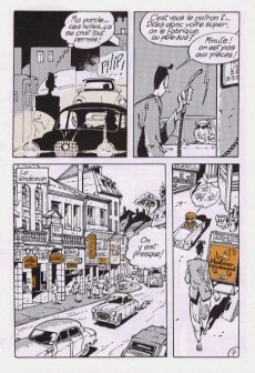 Extrait de L'agence Hermès -1- La Manière Noire