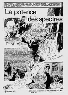 Extrait de Le manoir des fantômes (1re série - Arédit - Comics Pocket)  -2- La potence des spectres