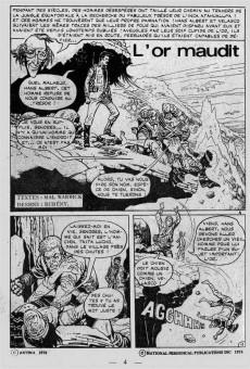 Extrait de Le manoir des fantômes (1re série - Arédit - Comics Pocket)  -3- L'or maudit